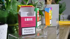 Sklep z papierosami dla... dzieci. Ma przypominać o smogu