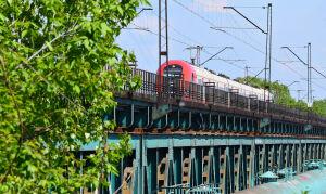 Kolejowy most do przebudowy. Pociągi będą mogły przyspieszyć
