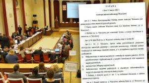 """Ustawa warszawska do poprawy. Zmiana będzie dobra czy """"dobra""""?"""