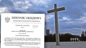 Plac Piłsudskiego trochę mniej zamknięty przez ministra Błaszczaka