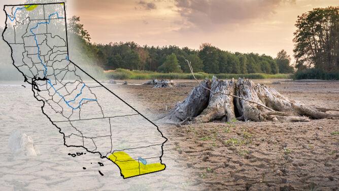 Kalifornia wolna od suszy. To pierwsza taka sytuacja od siedmiu lat