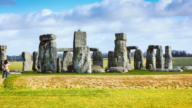 Kamienie ze Stonehenge przenieśli ludzie, <br />a nie lodowce. Obalono wcześniejsze teorie