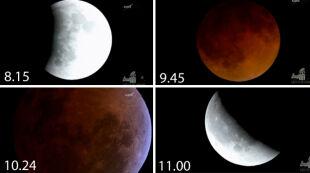 We wtorek całkowite zaćmienie Księżyca. Zobaczysz je w tvnmeteo.pl