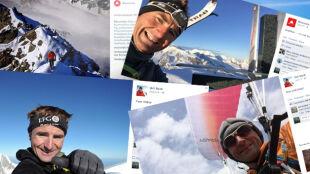 Rekord pobity. 82 czterotysięczniki w 64 dni pieszo, na rowerze, paralotni i nartach