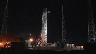 Start rakiety Falcon 9 odwołany. Kolejna próba w piątek