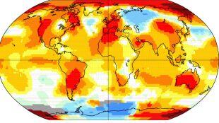 Padł kolejny rekord. Październik był najcieplejszy w historii