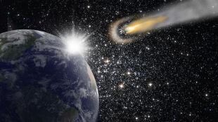 Jest wielka jak kamienica i 50 razy szybsza od dźwięku. Zagładę Ziemi przyniesie asteroida?