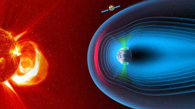 Agencje kosmiczne łączą siły. Zbadają interakcje Słońca i Ziemi