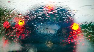 Deszcz spadnie na drogi na zachodzie i południu