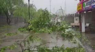 Stan Gudźarat po przejściu cyklonu